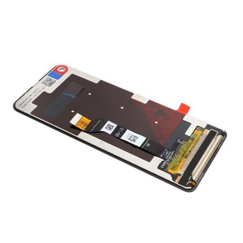 Motorola Moto One Vision LCD + touchscreen crni original - Doktor Mobil servis mobilnih telefona