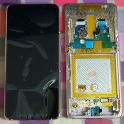 Samsung Galaxy A80 (A805F) LCD display zlatni - Doktor Mobil