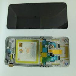 Samsung Galaxy A80(A805F) LCD display srebrni - Doktor Mobil
