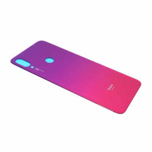 Xiaomi Redmi Note 7 poklopac baterije ljubičasto roze - Doktor Mobil