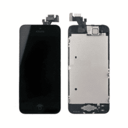 iPhone 5 LCD + touchscreen CRNI - Doktor Mobil