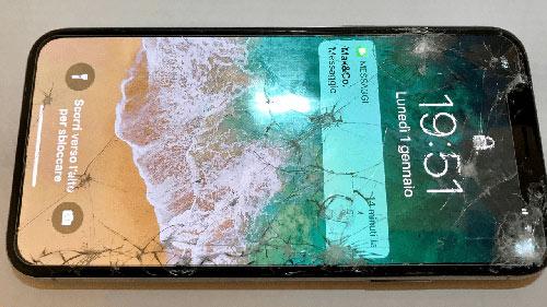 iphone x zamena stakla