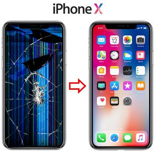 iphone x zamena ekrana
