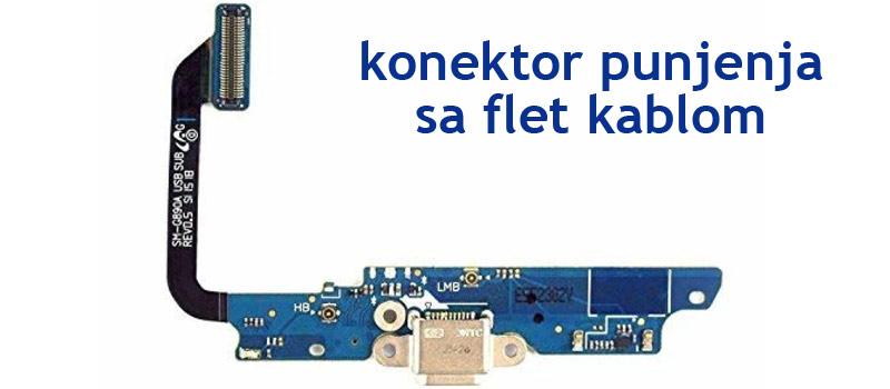 zamena konektora za punjenje sa flet kablom