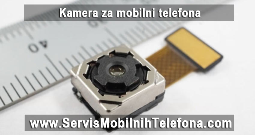 kamera za  mobilni telefona