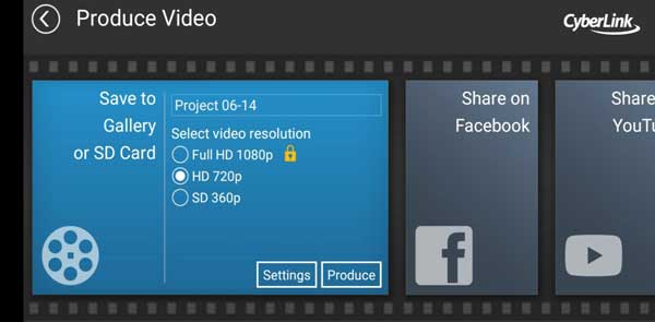 powerdirector najbolji video editor android