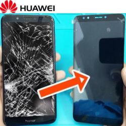 Huawei zamena stakla ekrana