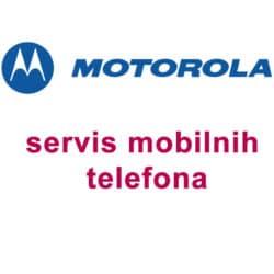 Servis Motorola telefona