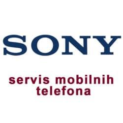 Servis Sony Xperia telefona