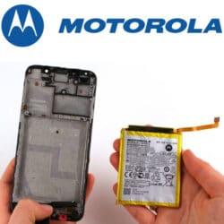 zamena baterije na Motorola telefonu