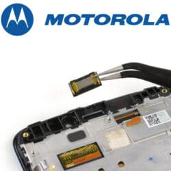zamena mikrofona ili slušalice na Motorola mobilnom telefonu