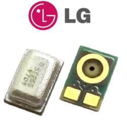 zamena mikrofona i slušalice na LG telefonu