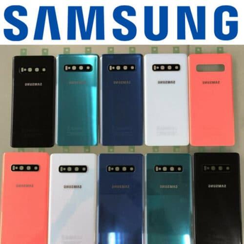 zadnje staklo poklopac Samsung telefona