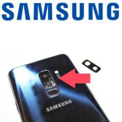 zamena stakla kamere Samsung telefona