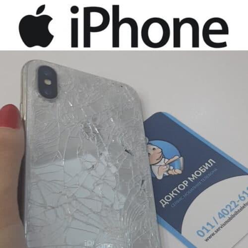 iPhone zadnje staklo