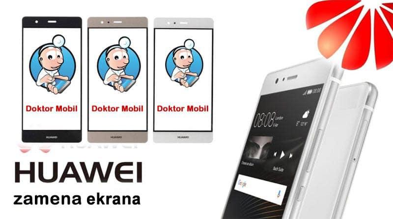 Zamena ekrana na Huawei telefonu